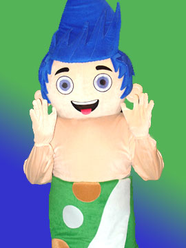 bubble guppies gill children's party characters